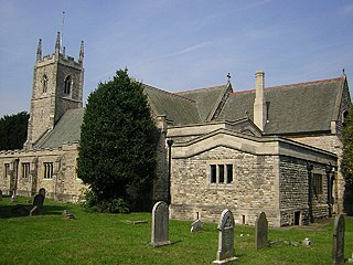 Morton by Gainsborough village and civil parish in West Lindsey, Lincolnshire, England