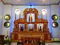 St. Catherine of Alexandria Church, Agno 006.JPG