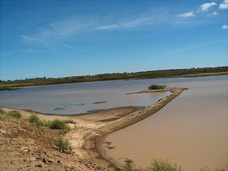 File:St. George view farm irrigation lake - panoramio.jpg
