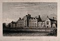 St. Mary's College, Oscott, Staffordshire. Etching by W. Rad Wellcome V0014057.jpg
