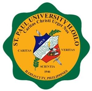 St. Paul University Iloilo - Image: St. Paul University Iloilo