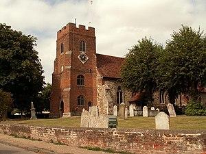 Bradwell-on-Sea - Image: St. Thomas' church, Bradwell on Sea, Essex geograph.org.uk 212844