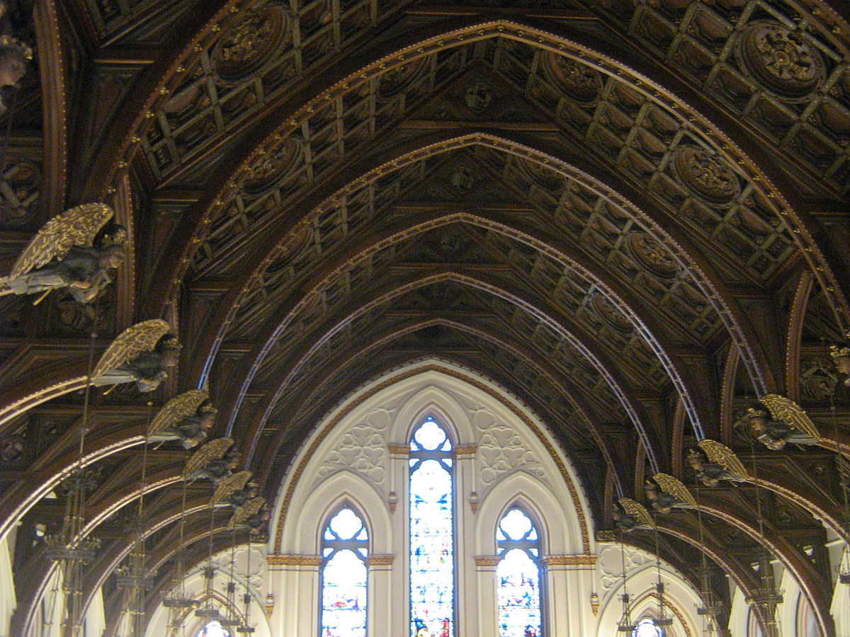 St Mary St Catherine Of Siena Parish Wikipedia