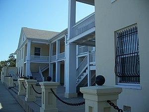 St. Francis Barracks - Modern view of St. Francis Barracks