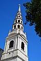 St Bride's steeple (14127338139).jpg