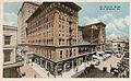 St Charles Hotel New Orleans c 1919 Postcard.jpg