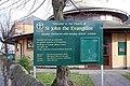 St John the Evangelist, Gloucester Drive, London N4 - Notice board - geograph.org.uk - 1134281.jpg