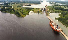 Saint Lawrence Seaway - Wikipedia