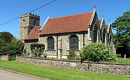 St Mary, Little Easton, Essex - geograph.org.uk - 339750.jpg