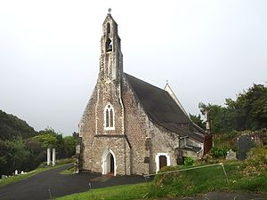 Saint Paul's, Saint Helena - Image: St Paul's Anglican Cathedral (16468521732)