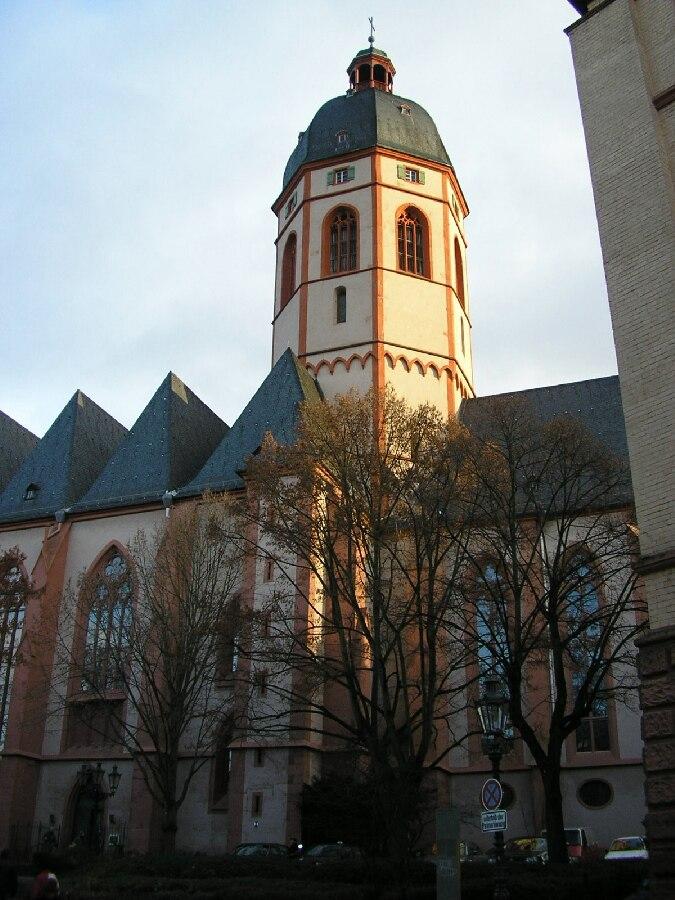 St Stephan zu Mainz