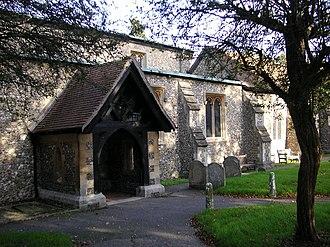 St Stephen's Church, St Albans - Image: St Stephen's Church (3)