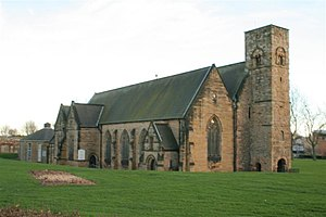 St Peter's Church, Monkwearmouth - St Peter's Church