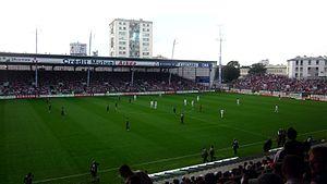 Stade Francis-Le Blé - Image: Stade Francis Le Blé