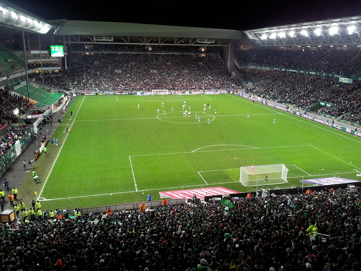 Stadion St Etienne