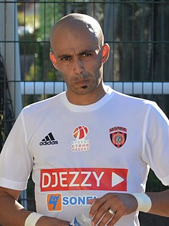 Stade rennais vs USM Alger, July 16th 2016 - Mokhtar Benmoussa 2.jpg