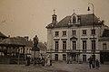 Stadhuis, Markt, Zottegem (historische prentbriefkaart) 02.jpg