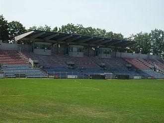 Odra Opole - Odra Stadium