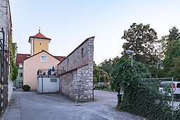 Stadtgrabengasse in Kelheim