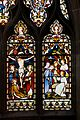 Stained glass window, St Michael's Church, Chester 3.jpg