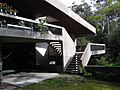 Stairs at Penelope and Harry Seidler House.jpg