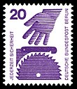 Stamps of Germany (Berlin) 1972, MiNr 404, A.jpg
