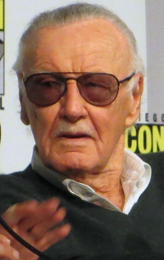 Stan Lee July 2015