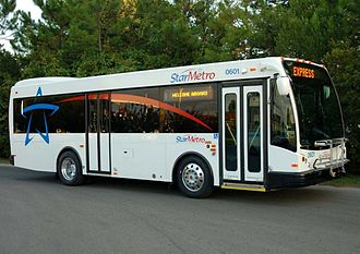 Gillig Corporation - Image: Star Metro Gillig BRT 29