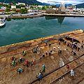 Start zur Radtour Im Hafen von Andalsnes.jpg
