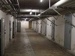 Stasi Basement Hallway