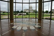 State Capitol seen from OK History Center