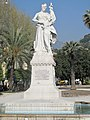 Statue du rattachement de Menton à la France.jpg
