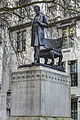 Statue of Abraham Lincoln, Parliament Square, London.jpg