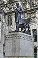 Statue of Abraham Lincoln, Parliament Square, London.jpg