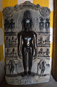 Statue of Adinath at Pakbirra- Jain Shrine of Purulia district 11.jpg