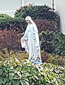 Statue of the Blessed Virgin at Saint Peter Catholic Church in Eugene Oregon.jpg