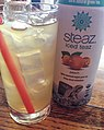 Steaz Iced Tea Beverage (17490523951).jpg
