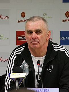 Stefan Białas Polish footballer and manager