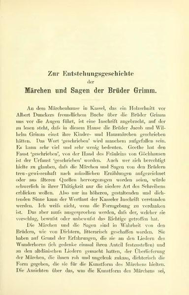 File:Steig Entstehungsgeschichte Maerchen Sagen Grimm.djvu
