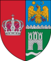 Official seal of Brașov County