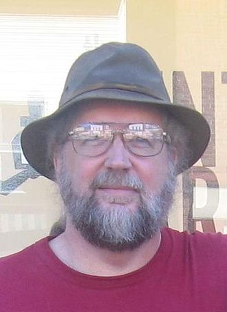 Stephen R. Bissette - Steve Bissette, July 2007.