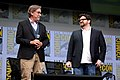 Steven Spielberg & Ernest Cline (36057836091).jpg