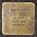 Stolperstein Alte Schönhauser Str 4 (Mitte) David Eimer.jpg
