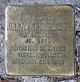 Stolperstein Bochumer Str 18 (Moabi) Jenny Mendelsohn.jpg