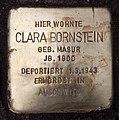 Stolperstein Darmstädter Str 2 (Wilmd) Clara Bornstein.jpg