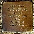 Stolperstein Gerd Jordan in Uelzen.jpg