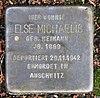 Stolperstein Markgrafenstr 64 (Frohn) Else Michaelis.jpg