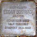 Stolperstein Salzburg, Edgar Bonyhadi (Rainerstraße 4).jpg
