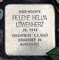 Stolperstein Stierstr 4 (Fried) Helene Hella Löwenherz.jpg