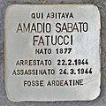 Stolperstein für Amadio Sabato Fatucci (Rom).jpg